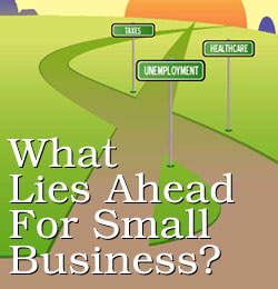 What Lies Ahead for Small Business?