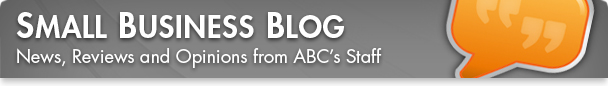 ABC Small Business Blog - News, reviews, and opinions from ABC's editors